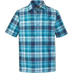 Schöffel Bischofshofen1 UV - T-shirt manches courtes Homme - bleu/turquoise
